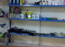 2خزان الف لتر للبيع وبضاعه مواد تنظيف