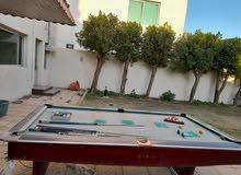 billiard table argent sale