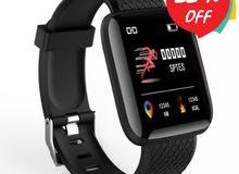 Smart Bracelet LH719 أسود