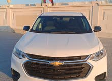Chevrolet traverse 2019 for urgent sale 55,000 AED