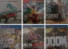 PS4 games CDs - price per CD