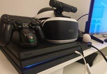 PS4 pro 1tb + VR