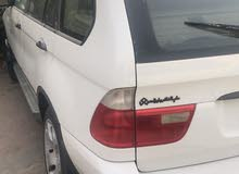 bmw x5  موديل 2005