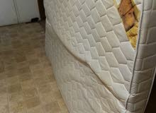 Mattress for urgent sale (80x55 inches area, 5 inches thickness)