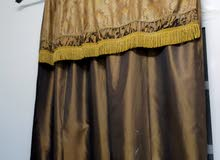 Branded used curtains