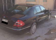 Gasoline Fuel/Power   Mercedes Benz E 320 2005