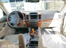 2004 Used Prado with Automatic transmission is available for sale