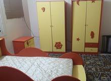 للبيع غرفه نوم اطفال ومتعلقات اطفال