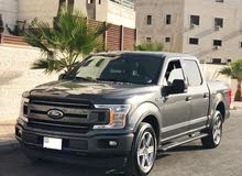 Ford F-150 2018 For sale - Grey color