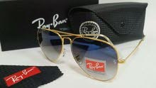 نظارة ريبان شمسية 75 درهم فقط - Ray Ban sunglasses 75 DHS -