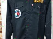 قميص لأفراد الأمن