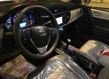 Used condition Toyota Corolla 2014 with  km mileage