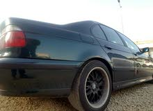 Used condition BMW 520 1998 with +200,000 km mileage