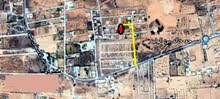 قطعة ارض قريبة من مثلث كوسا 200 م للبيع