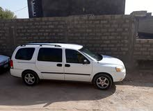White Chevrolet Uplander 2006 for sale