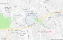 قطعة ارض في تقسيم فكيني خلف جامعة طرابلس