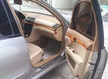 مرسيدس E280 موديل 2007 محلية