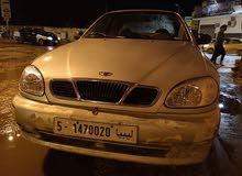 1 - 9,999 km Daewoo Lanos 1999 for sale
