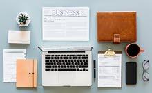 محاسب مالي خبرة + مدقق حسابات شركات ( تجارية - خدمية - صناعية )