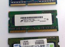 رامـــات لاب تـــوب DDR3 4GB