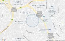 University Street neighborhood Amman city - 35 sqm apartment for rent