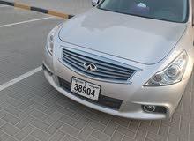 انفنتي G37s اس للبيع موديل 2012