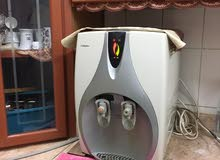 جهاز تحليه وتنقيه للماء بارد وساخن نوع Coway