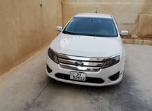 Automatic White Ford 2012 for sale
