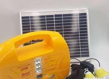 الآن وصول حقائب الطاقة الشمسية الذكية