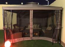 خيمة جديدة بالكرتون