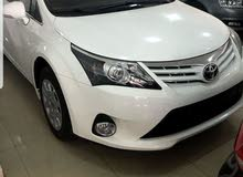 New condition Toyota Avensis 2013 with 0 km mileage