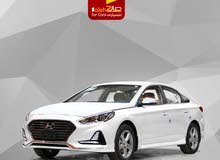 Automatic White Hyundai 2019 for sale