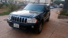 Automatic Black Jeep 2005 for sale