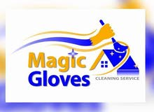 MagicGloves Cleaning Company