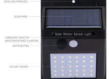 ليت led ذو 30 لمبة يعمل بالطاقة الشمسية