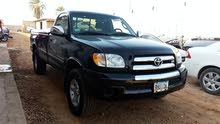 Toyota Tundra 2004 For sale - Black color