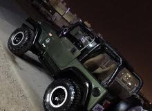 Jeep Wrangler 1997 For sale - Turquoise color