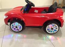 سيارة اطفال مرسيدس جديدة