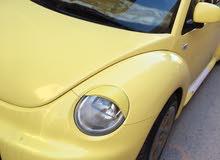 Volkswagen Beetle car for sale 2002 in Tripoli city