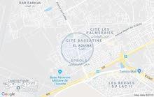 مطلوب شقة للايجار الشهري في تونس في حي الواحات او العوينة