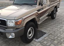 Toyota Land Cruiser Pickup Used in Abu Dhabi