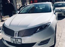 For sale 2013 White MKZ