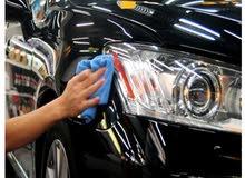 مطلوب شخص لديه الخبره في عمل النانو سراميك للسيارات