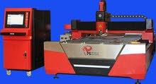 Fiber Laser CNC Machine