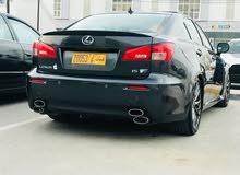 2011 Lexus ISF V8 5.0 full service history GCC