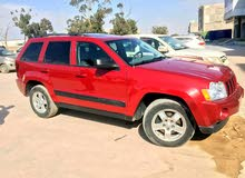 Jeep Grand Cherokee 2006 For sale - Red color