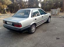 Toyota Corolla car for sale 1992 in Amman city