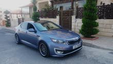 Blue Kia Optima 2012 for sale