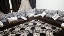 طقم فرشات(فرش عربي) شبه جديد استخدام بسيط