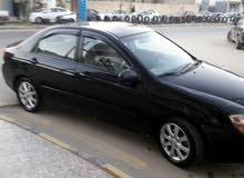 Automatic Black Kia 2007 for sale